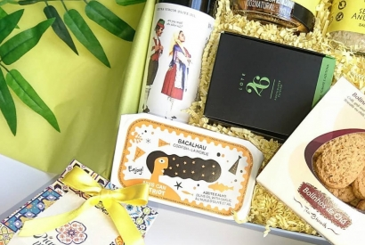 CLOSER TO THE WORLD - COFFRET GOURMAND DESTINATION PORTUGAL